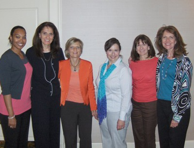 After Keynote for Women's Vision Foundation