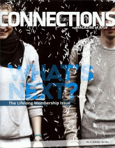Connections Cover Page Fall 2011