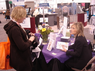 Book Signing at American Library Assoc Conference