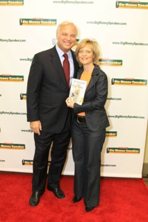 Lori with Jack Canfield (author the Success Principles, co-author Chicken Soup Series)