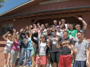 UCCS Chancelor's Leadership Fall Retreat