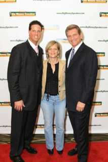 With James Malinchak and Joe Theismann