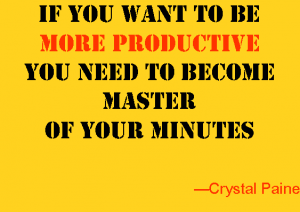 How's Your Productivity?