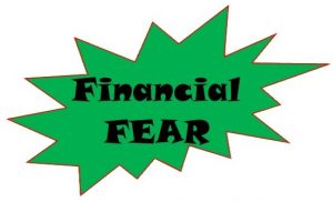 Put a Spin on Financial FEAR