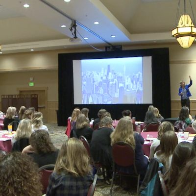 Opening Keynote - Women's Leaderhip Summit Steamboat