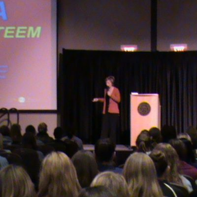 Keynote - TCU for 600+ Panhellenic Event